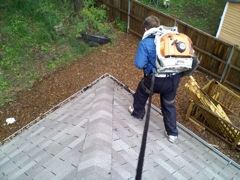 Get Your Dirty Gutters Cleaned by Alpharetta's Best Gutter Cleaners